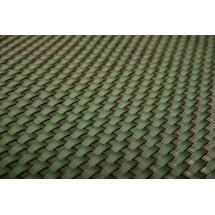 Donica prostokątna - butelkowa zieleń 70 cm
