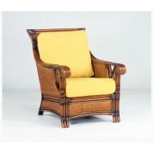 Fotel rattanowy Gloria