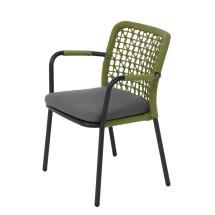 Fotel obiadowy ogrodowy Qui 59x60x81 cm