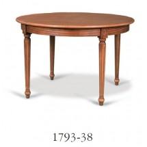 Villa Forum - Stół obiadowy drewniany okrągły 1793/38