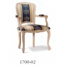 Villa Forum - Krzesło z podłokietnikami 1700/02
