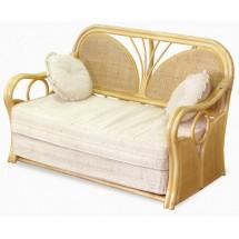 Sofa rozkładana 24/04 - kolor miodowy