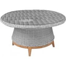 TOLEDO stolik okrągły z technorattanu