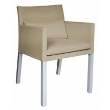 Fotel obiadowy LISBON (piaskowy)