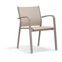 Krzesło ogrodowe FARO (piaskowe)