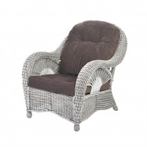 Fotel rattanowy Dolce Vita