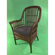 Fotel rattanowy REST